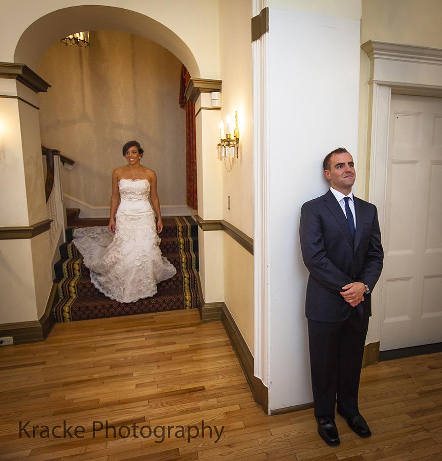 Colgate Rochester Crozer Divinity School - Chuck and Liz's Wedding at Colgate Rochester Crozer Divinity ...