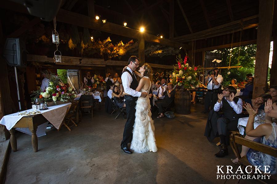 Katie and burk wedding